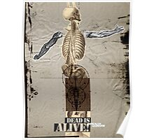 Dead is Alive! Poster
