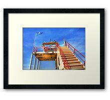 Merrimac Ferry 2 Framed Print