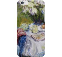 Spring Tea iPhone Case/Skin