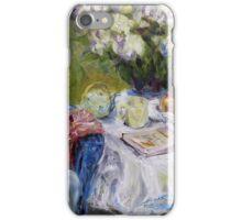 Spring Tea iPhone Case/Skin