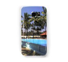 South Beach Swiming Pool Samsung Galaxy Case/Skin