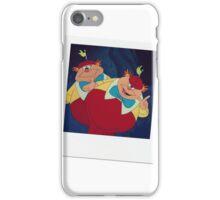 Tweedle Dee and Tweedle dum  iPhone Case/Skin