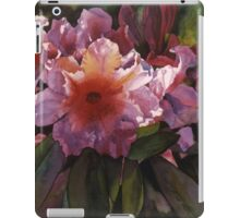 "Watercolor ""Autumn Gold"" Rhododendron  iPad Case/Skin"