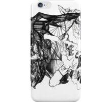 Shape Cluster B iPhone Case/Skin
