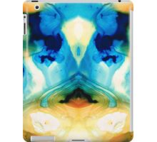 Enlightenment - Abstract Art By Sharon Cummings iPad Case/Skin