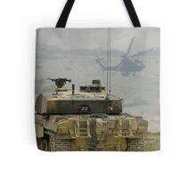 Apache  Tote Bag