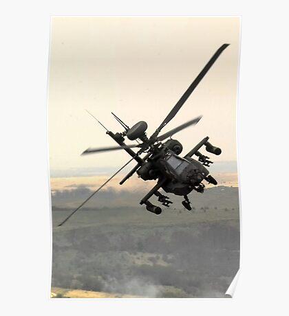 Apache  Poster
