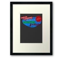 Captain Spauldings Museum of Monsters & Madmen Framed Print