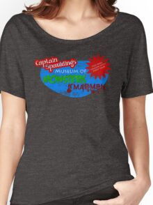 Captain Spauldings Museum of Monsters & Madmen Women's Relaxed Fit T-Shirt