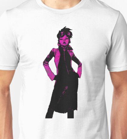 Jubilee X-Men Ink Scratch Unisex T-Shirt