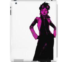 Jubilee X-Men Ink Scratch iPad Case/Skin