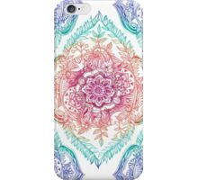 Indian Ink - Rainbow version iPhone Case/Skin