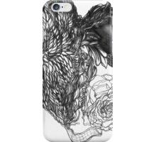Floral Cluster B iPhone Case/Skin