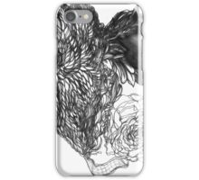 Floral Cluster B iPhone Case/Skin