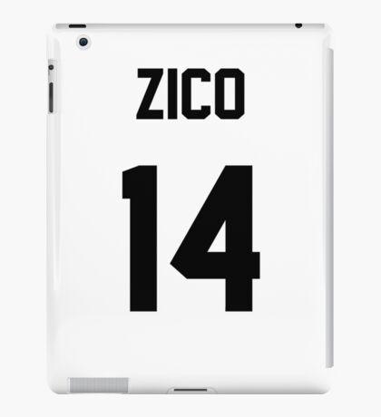 Block B Zico Jersey iPad Case/Skin