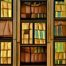 Windows abstract by Antonio Zarli