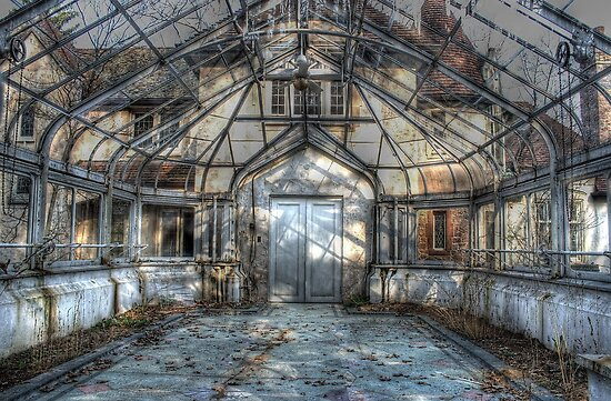 Greenhouse at Valley Halla by JCBimages