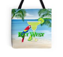 Key West Margarita Tote Bag