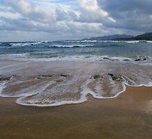 Kauai Beach Scene by jusclick