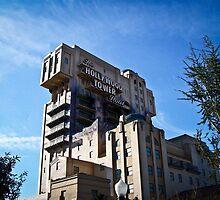 Hollywood Tower of Terror - Disneyland Paris by Lee Jones