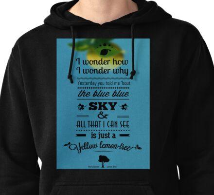 Lemon Tree - Fools Garden Pullover Hoodie