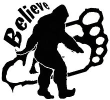 Bigfoot Believe 2 by saltypro