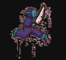8-bit JASON by Izzy Flores