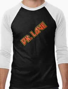 Calling Doctor Love Men's Baseball ¾ T-Shirt