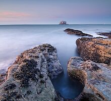 The Bass Rock from North Berwick by Graham Stirling