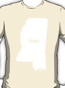 Original Mississippi Home - Tshirts T-Shirt