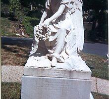 angel pondering 25.00 by jlipton