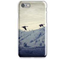 Geese iPhone Case/Skin