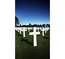 Lest we forget. Photographic Print