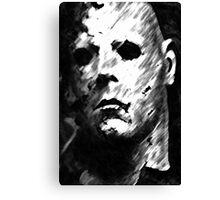 Simply Evil Canvas Print