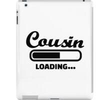 Cousin loading iPad Case/Skin