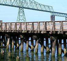 Astoria-Megler Bridge by Shannon Sneedse