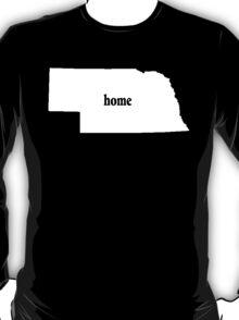 Original Nebraska Home - Tshirts T-Shirt