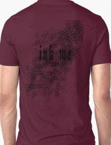 Ink Me - Tattoo T-shirt Black T-Shirt