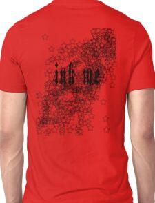Ink Me - Tattoo T-shirt Black Unisex T-Shirt