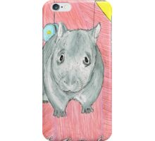 Y is for Yaminon iPhone Case/Skin