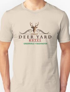 Deadly Premonition - Great Deer Yard Hotel Unisex T-Shirt