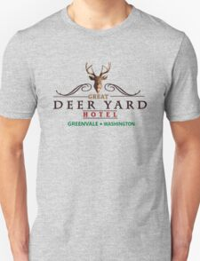 Deadly Premonition - Great Deer Yard Hotel T-Shirt