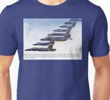 Blue Angels 1946 - 2004 Unisex T-Shirt