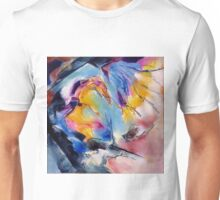 Lezarde, featured in Art Universe,Shameless Self-Promotion, Group Gallery of Art and Photography Unisex T-Shirt