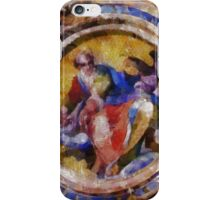 And God Said by Pierre Blanchard iPhone Case/Skin