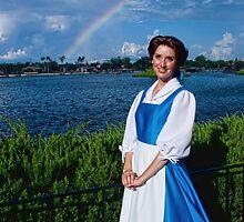 Belle's Rainbow by LeeDukes