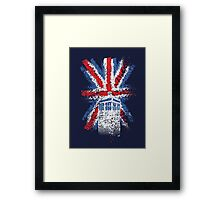 British Time Travellers Framed Print