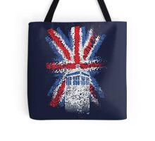 British Time Travellers Tote Bag