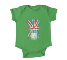 British Time Travellers One Piece - Short Sleeve