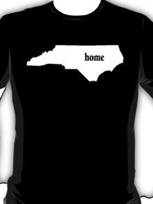 Original North Carolina Home - Tshirts T-Shirt
